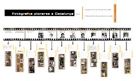 Fotògrafes pioneres a Catalunya