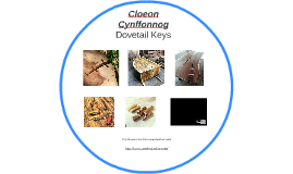Dovetail Keys