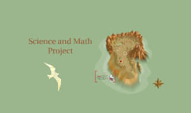 Science and Math Project