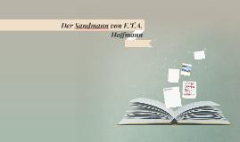 Der Sandmann von E.T.A. Hoffmann