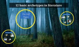 12 basic archetypes in literature