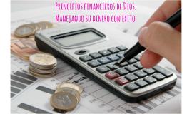 principios financieros de Dios