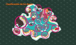 Copy of Clasificación de los Bares