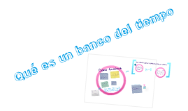 Banco del Tiempo Tenerife