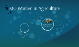 MO Women in Agriculture