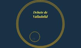 Debate de Valladolid