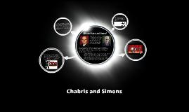 Chabris and Simons
