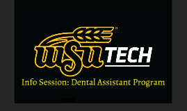 Online Dental Assistant Information Session