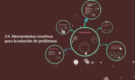 Copy of 3.4. Herramientas creativas para la solución de problemas
