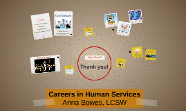 Copy of Careers in Human Services