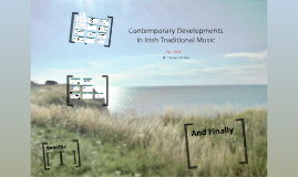 MC317/MC311_Contemporary Developments in Irish Traditional Music