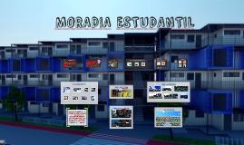 MORADIA ESTUDANTIL