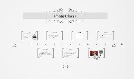 Photo Class 1