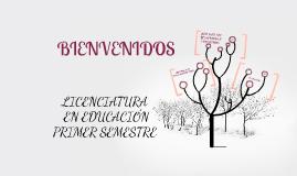 ASIGNATURA: HISTORIA DE LA EDUCACIÓN UNIVERSAL