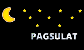 Pagsulat 2