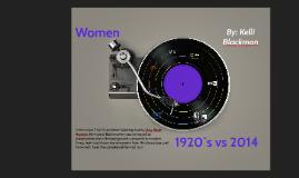 1920`s vs 2014