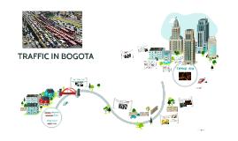 TRAFFIC IN BOGOTA