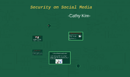 Security on Social Media