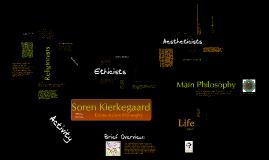 Existentialism Soren Kirkegaard