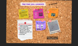 Copy of Ping Pong Ball Launcher Research and Design