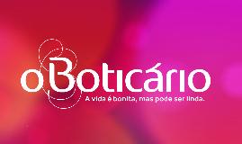 Boticário nasceu em março de 1977 como uma farmácia de manip