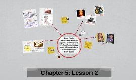 Chapter 5: Lesson 2