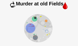 Copy of Murder at old Fields