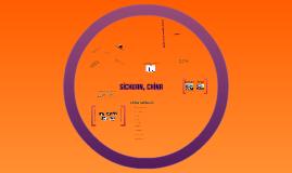Sichuan, China earthquake