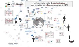 GéoLab : outil social de géolocalisation des compétences info-docu