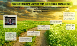 Assessing Student Learning: Introduction to Course