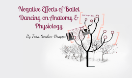 Negative Effects of Ballet on Dancers' Bodies