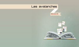 Les  avalanches