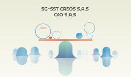SG-SST CREOS S.A.S