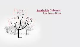 Sandwich Cubanos