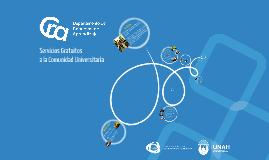 Copy of Servicios CRA-UDI