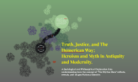 Heroes of Myth in Antiquity and Modernity