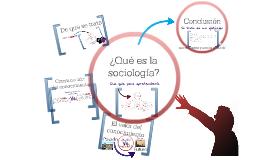 Sociología: conocimiento y método