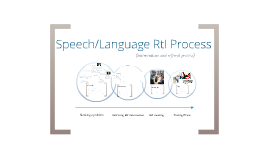 Copy of Speech/Language RtI Process