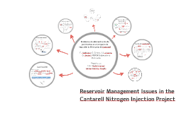 Reservoir Management Issues in the Cantarell Nitrogen Inject