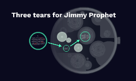 Three tears for Jimmy Prophet