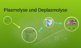 Copy of Plasmolyse und Deplasmolyse