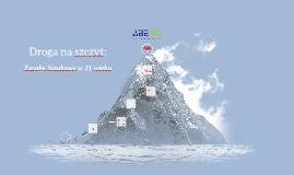 Droga na szczyt: Zasoby Naukowe w 21 wieku