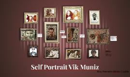 Self Portrait Vik Muniz