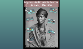 OCR History B: Migrants to Britain, 1750-1900