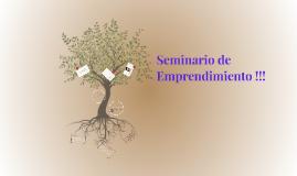 Seminario de Emprendimiento !!!