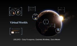 Copy of Virtual Worlds