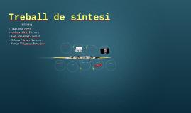 Copy of Copy of TREBALL SINTESI 2n