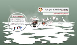 Colegio Manuela Beltran