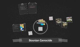 Copy of Bosnian Genocide