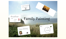 Ideas for the Family Painting